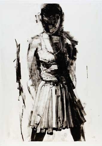 Amanda in Shadow